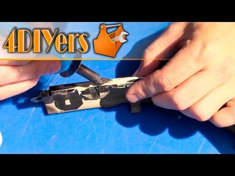 DIY: How to Repair Cracked Plastic Trim