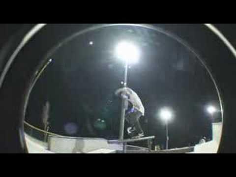 Jesse Langston Skateboarding