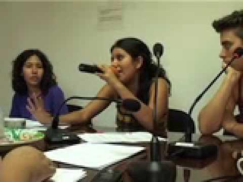 Programa de Radio Mujeres Inconvenientes, San Salvador .mov