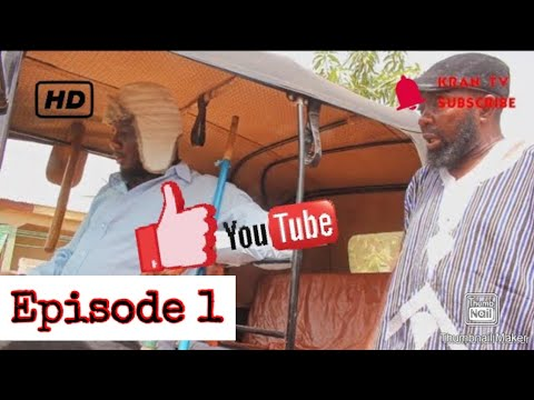 Download Yelo Yelo Driver Ep 1(Dagbani Movies 2021) comedy video [Subscribe the channel]