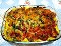 Вкусно - запеканка из кабачков с фаршем сыром и помидорами рецепты из кабачков