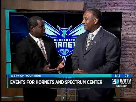 10.18.16:  PM Bounce #1 | Events for Hornets & Spectrum Center