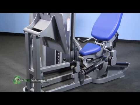 Used Cybex Eagle Seated Leg Press For Sale Refurbished