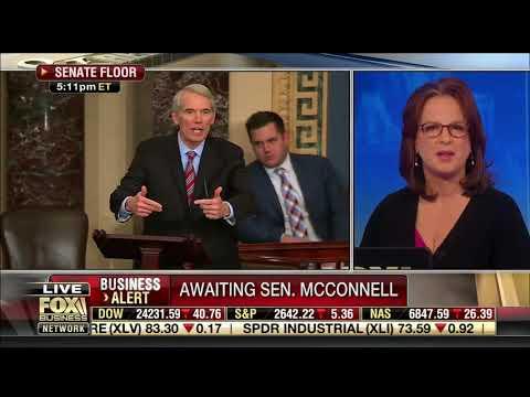 Senator Hoeven Talks Tax Relief with Liz MacDonald