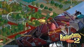 Retro - RollerCoaster Tycoon 2 [PC]
