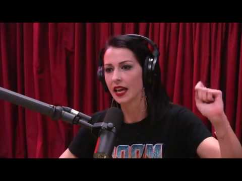 Abby Martin Exposes Zionism & Israel on Joe Rogan Podcast (Strong Language)