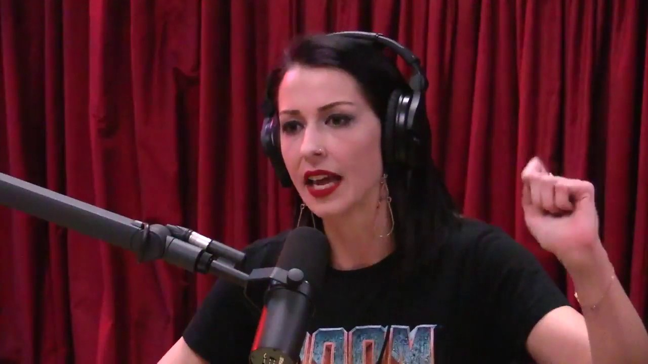 Image result for Abby Martin Exposes Zionism & Israel on Joe Rogan Podcast (Strong Language)