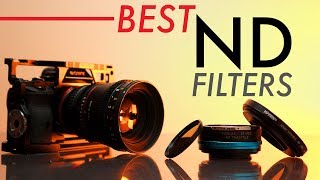 The 3 Best ND Filters for Video