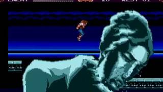 Let's Play Castlevania Bloodlines (with commentary) Part 2
