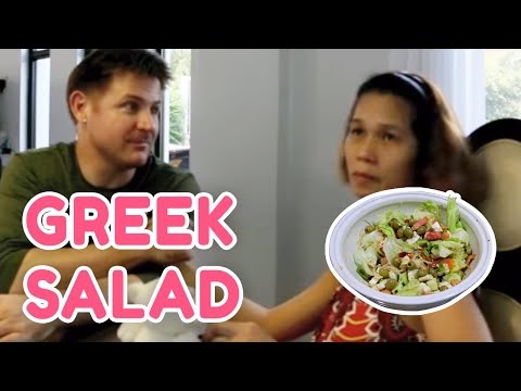 CRYIN OVER GREEK SALAD feat POKWANG and LEE OBRIAN  POKLEE COOKING
