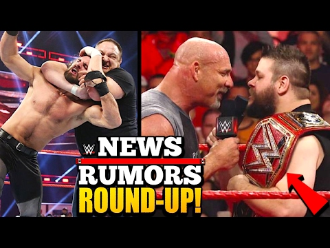 PLANS REVEALED For Universal Championship, GOLDBERG Vs Owens | LATEST On  Rollins [WWE News/Rumors]