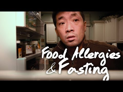 SEVERE FOOD ALLERGIES taught me to NOT EAT. Fasting Healing | Ep.204