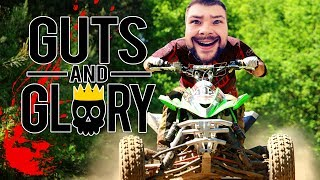 GUTS AND GLORY - Mit QUAD in den TODESPARKOUR