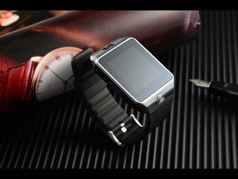 DZ09 Bluetooth Smart Watch Single SIM Phone