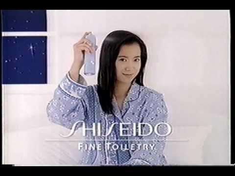 資生堂 リシェールCM②和久井映見1994