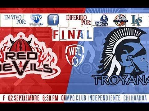 WFL: Red Devils vs Troyanas