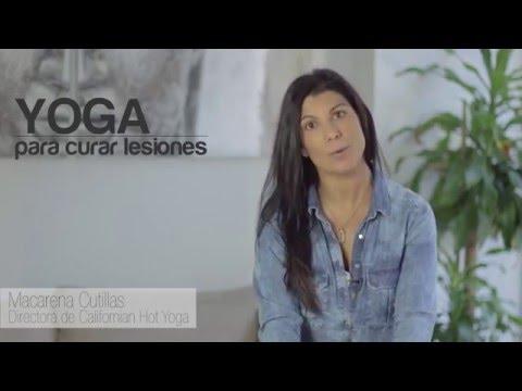 Hot Yoga para curar y prevenir lesiones