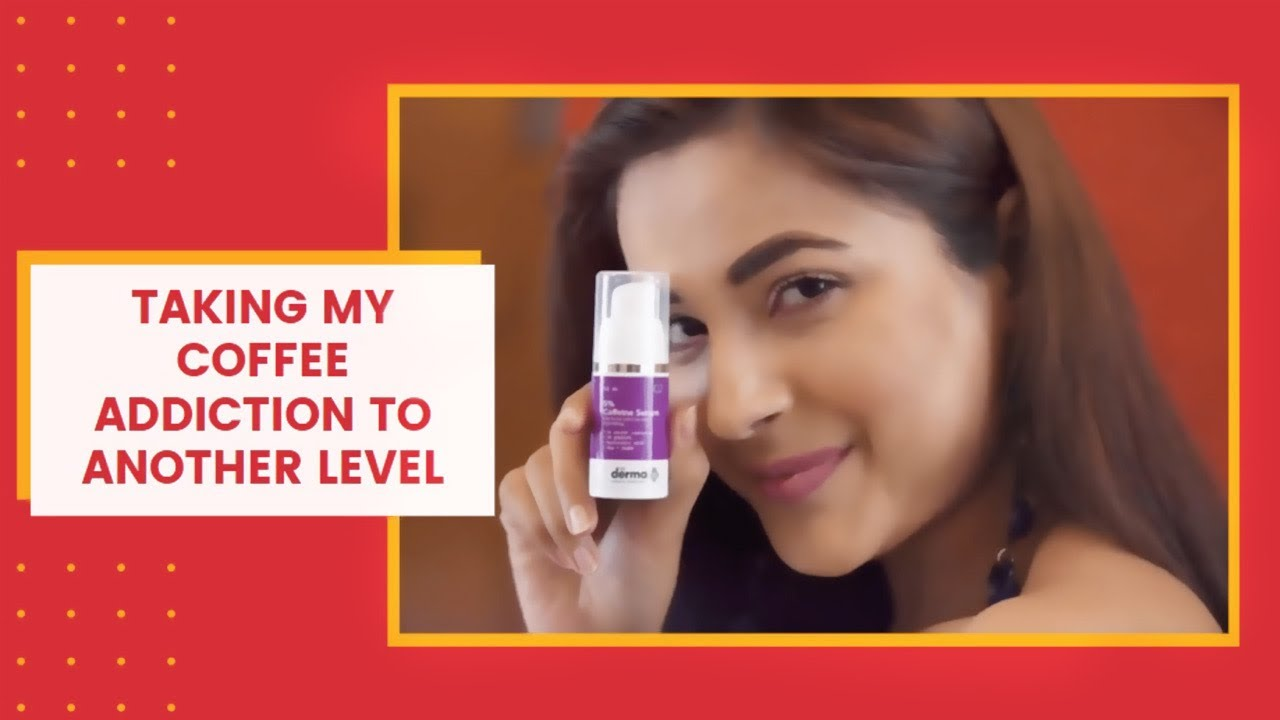 taking my coffee addiction to another level | #CoffeeForSkincare | Shehnaaz Gill