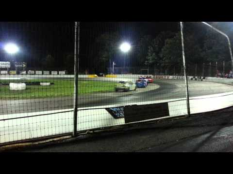 Lake County Speedway Renegade Feature 9/6/14