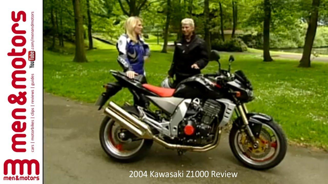 2004 Kawasaki Z1000 Review - YouTube