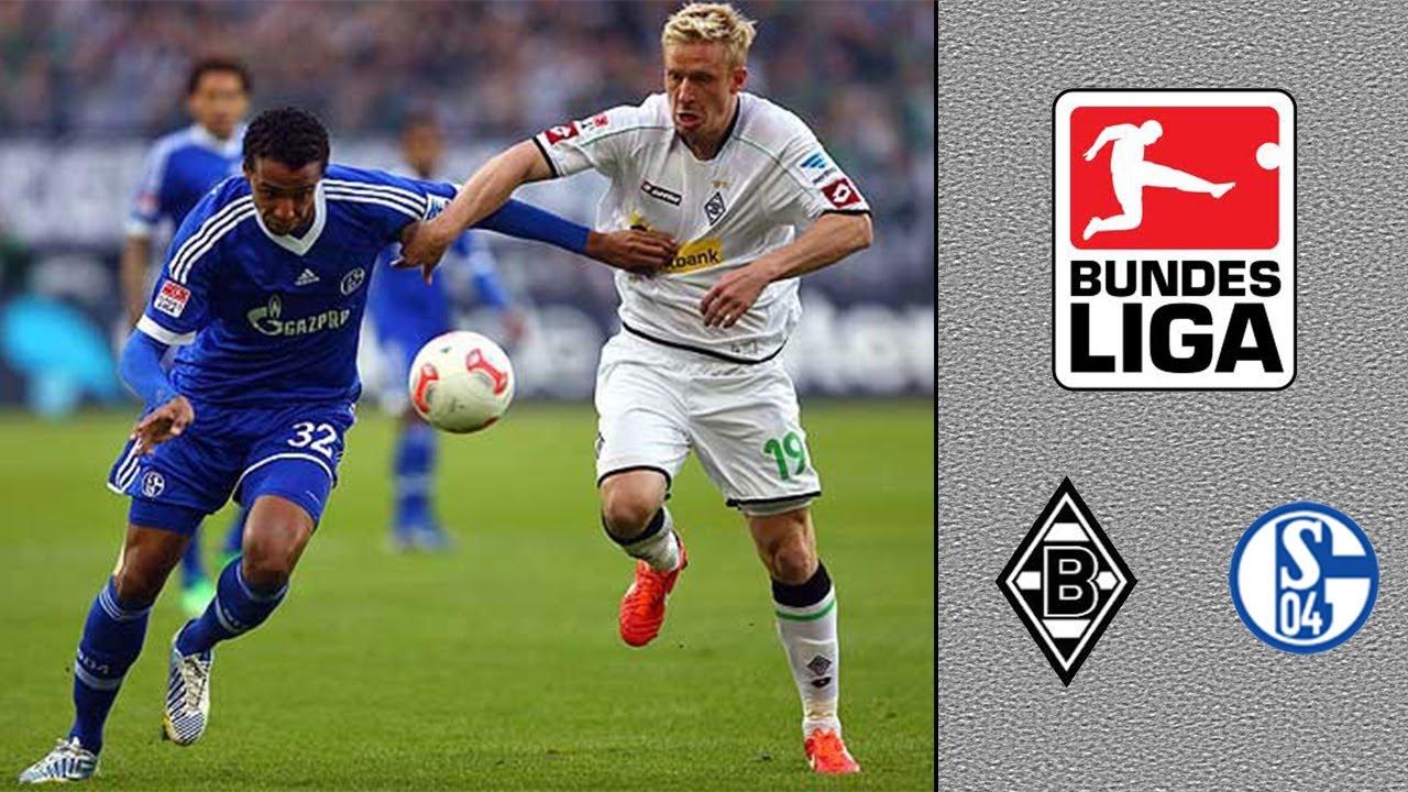 Bundesliga Schalke Gladbach