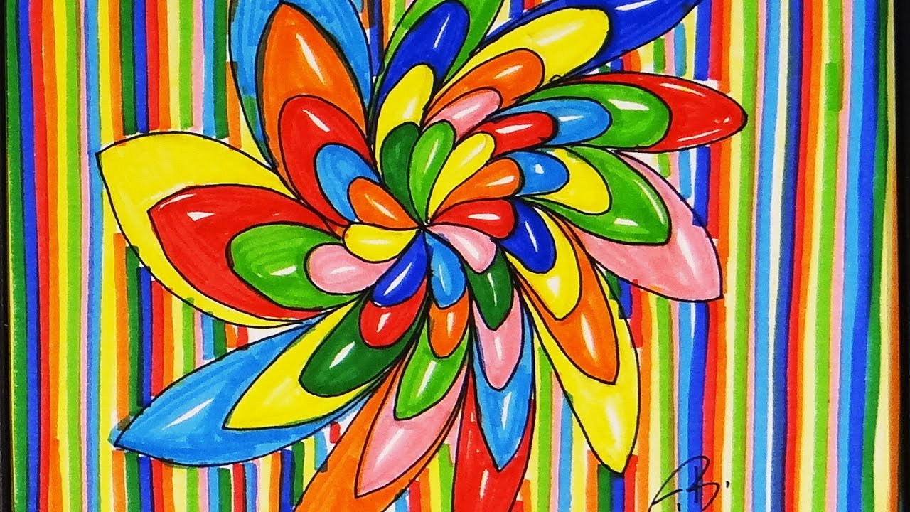 Art color markers - Easy Marker Art Circus Colors