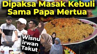Download PAPA MASAK !! IRWAN, WISNU DITANTANG MERTUA?? BERHASIL?