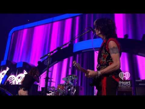 Aerosmith -  Live at iHeartRadio Music Festival 2012