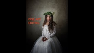 Fine art editing Adobe Lightroom & Photoshop video tutorials