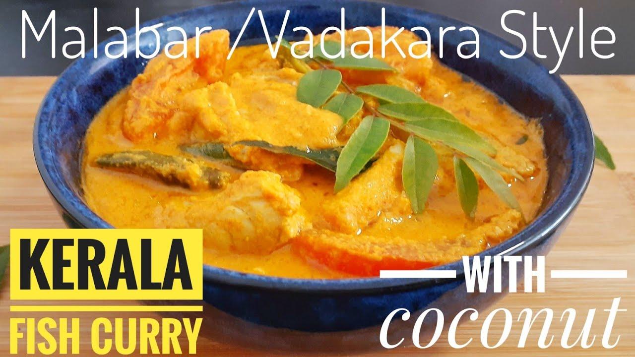 Download Kerala Fish Curry   Malabar / Vadakara Style   With Coconut   North Kerala Fish Curry