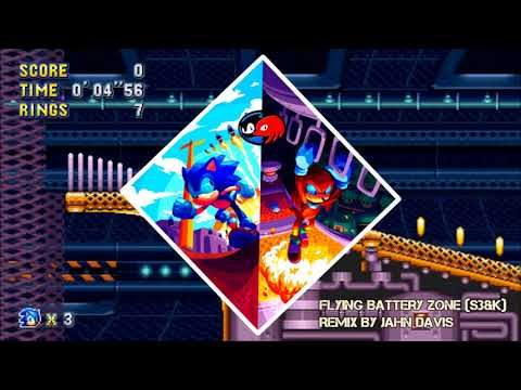 Flying Battery Zone (Sonic 3 & Knuckles/Sonic Mania Remix)
