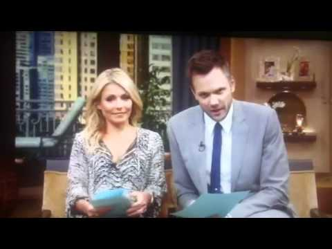 Live with Kelly april 12 2012