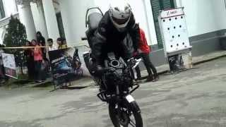 Hero Xtreme Bike Stunt (Nepali Riders) -Pulchwok Engineering Campus