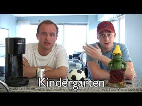 Germanisms - Germany vs USA