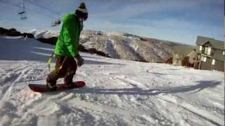 G.R.A.V.I.T.Y - a snowboarding video in Hotham (gravity)