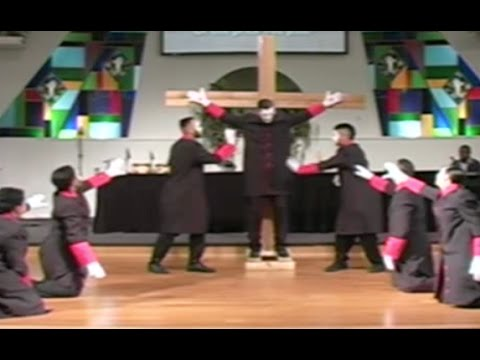 Wess Morgan - You Paid It All (Expressions of Praise Mime)