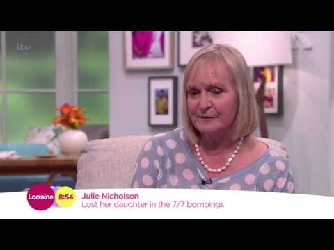 Julie Nicholson On A Song For Jenny  Lorraine