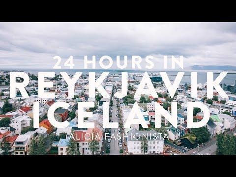 24 Hours in Reykjavik, Iceland   ALICIA FASHIONISTA