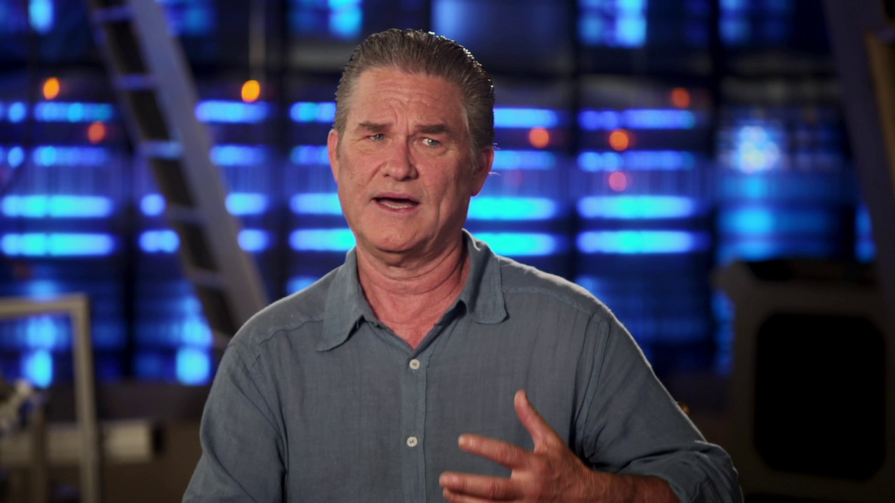 """The Fate of the Furious: Kurt Russell """"Mr. Nobody"""" Behind ..."""