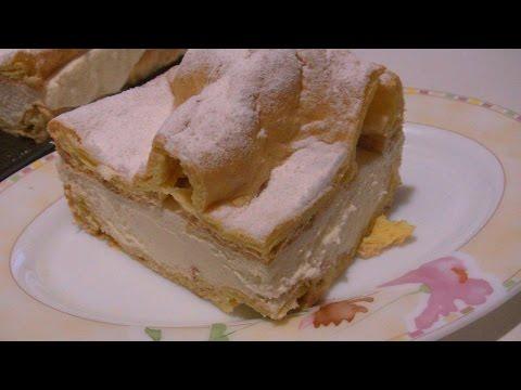 Заварной крем классический рецепт для бисквита