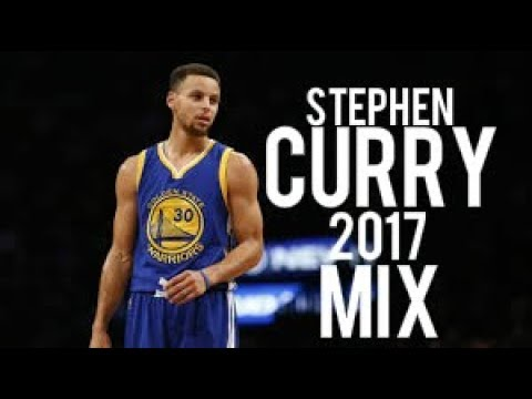 "Stephen Curry 2017 Mix - ""Westside, Right on Time"""