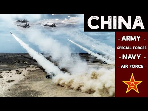 """China's Military Power """" Kings Of Asia """" 