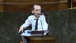 """Echenique: """"Estoy orgulloso de que se vaya a reconocer la eutanasia"""""""