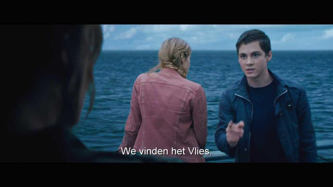 Percy Jackson: Sea of Monsters trailer 2 - Nederlands ondertiteld