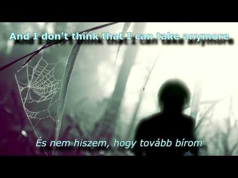 Coldrain - We're Not Alone (lyrics + hun sub)