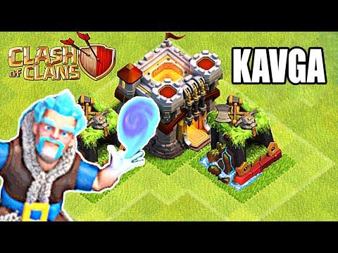 KAVGA ÇIKTI !! - Clash Of Clans Ks #19