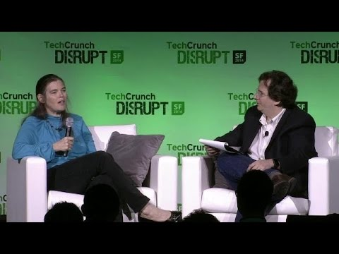 Daphne Koller on Coursera's Online Learning Rainbow | Disrupt SF 2014