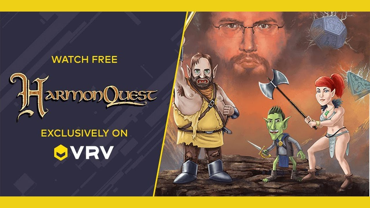 HarmonQuest Season 1 - Trailer | Watch on VRV