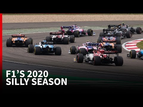 The F1 drivers fighting to keep their seats for 2020