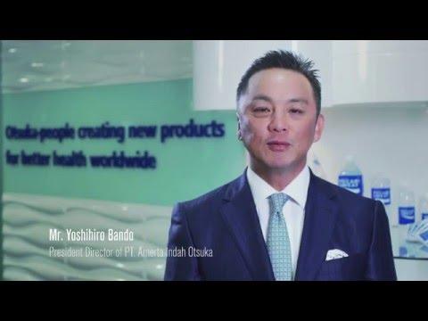 PT. Amerta Indah Otsuka (Company Profile)